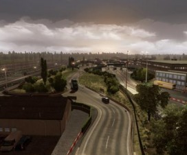 Tunnel Channel - France | ETS 2 Mods