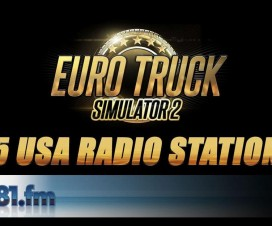 75 USA Radio Stations | ETS 2 Mods