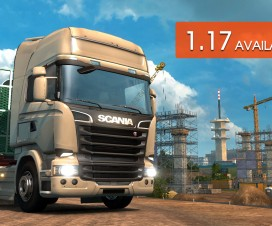 Euro Truck Simulator 2 patch 1.17 | ETS 2 Mods