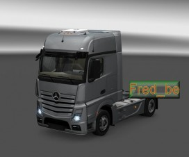 Air-Conditioner Mercedes 2014 1.18.x | ETS 2 Mods