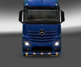 Bottomgrill Mercedes MPIV 1.18 | ETS 2 Mods