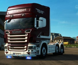 Bottomgrill Scania 1.17 | ETS 2 Mods