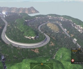 EAA map v2.4 | ETS 2 Mods