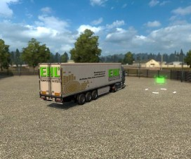 EHL Trailer v1 | ETS 2 Mods