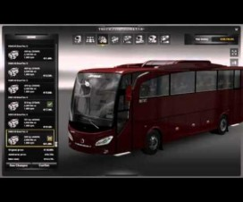 HD2 OC500RF Jet Bus v1.18 | ETS 2 Mods