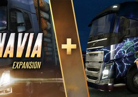 Scandinavia DLC Download!! | ETS 2 Mods