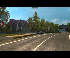 Map template for beginners 1.18 | ETS 2 Mods