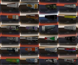 Marchi ITA Trailers Pack 1.9.1 | ETS 2 Mods