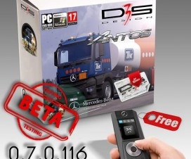 MB Antos 2012 [BetaTesting] | ETS 2 Mods