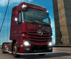 Euro Truck Simulator 2 patch 1.18 | ETS 2 Mods