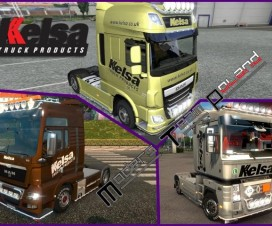 Mini Tuning Pack 1.17 | ETS 2 Mods