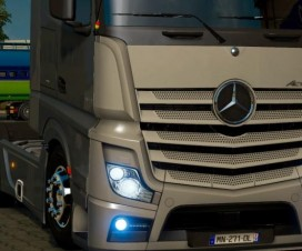 New MB Actros Relegated | ETS 2 Mods