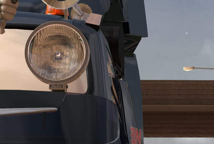 Real Lights Reworked | ETS 2 Mods