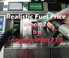 Realistic Fuel Prices – Week 20 | ETS 2 Mods