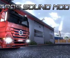 Realistic Mercedes Sounds Mod | ETS 2 Mods