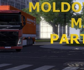 Republic of Moldova Map Project v0.2 RC1 | ETS 2 Mods