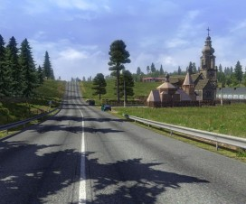 Rus Map v1.4.9 | ETS 2 Mods