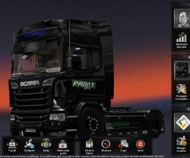 Skin Scania Pabst | ETS 2 Mods