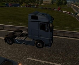 Too Much Traffic mod | ETS 2 Mods