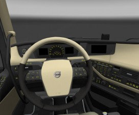 Volvo FH16 Dashboard Lighting 1.16.x-1.17.x | ETS 2 Mods