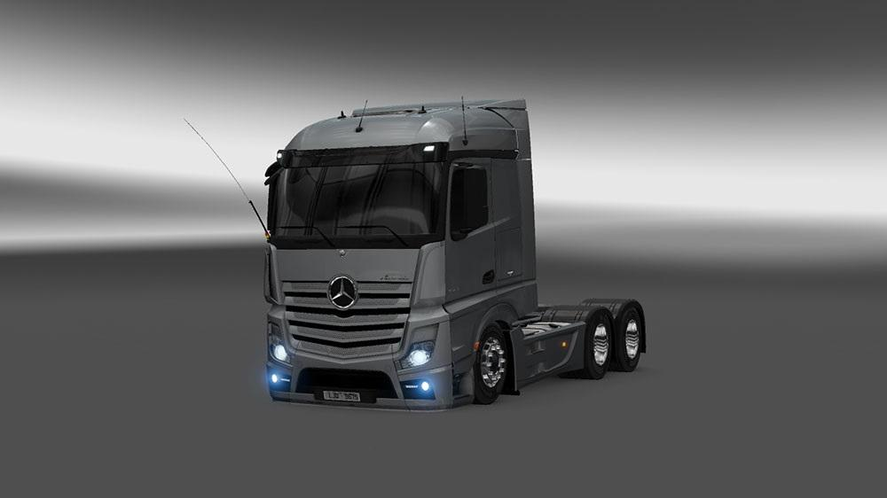 mercedes benz actros mp4 2014 new demoted 1