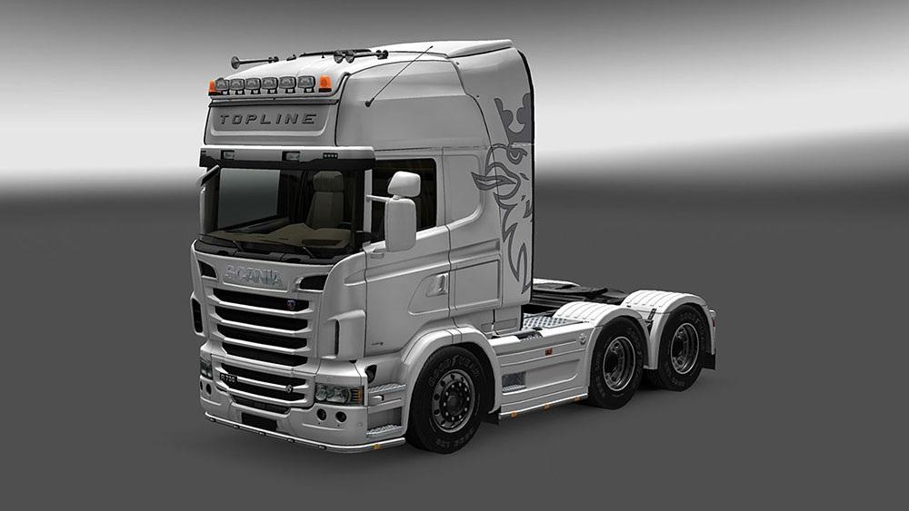 scania r series modified 1