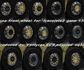 iveco wheels pack 1