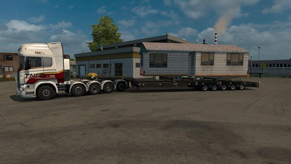 Scania R 10 215 10 Chassis 1 20 X Ets2 Mods