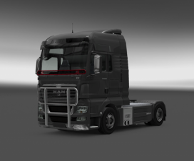 Safety net for the MAN TGX 1