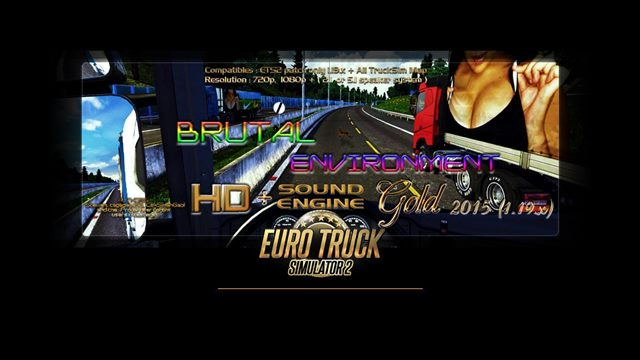 brutal environment hd sound engine gold 2015 for 1 21 x 1