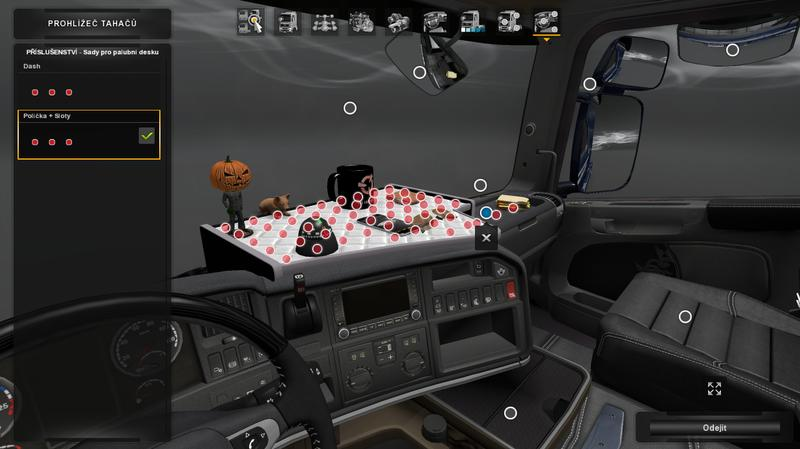 Dlc Cabin Accessory Table Ets2 Mods