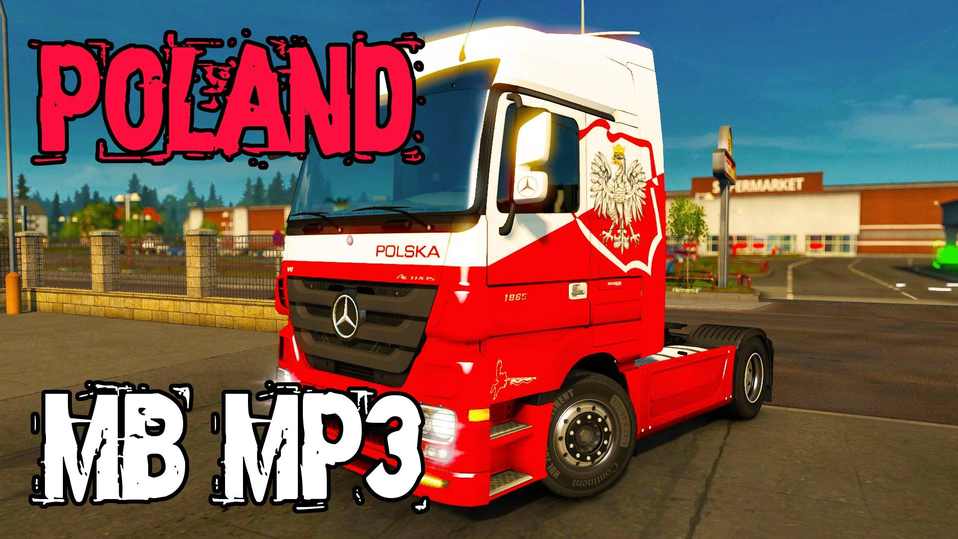 mb actros mp3 tuning accessories 1 21 x 1