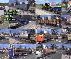 trailers and cargo pack by jazzycat v3 6 1 1