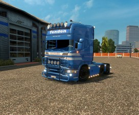ETS2 Scania