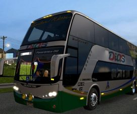 Busscar Panoramico DD 6×2