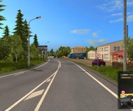 ETS2 WX Weather Environment v1.1