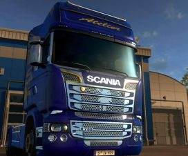 Lux Accessories for Scania RJL 1.5.1.1 v0.9 BETA