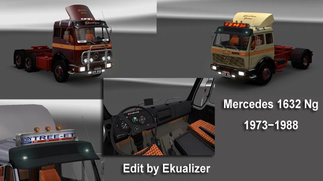 Mercedes 1632 NG – Edit by Ekualizer