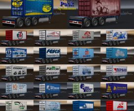 Trailer Pack Containers v2