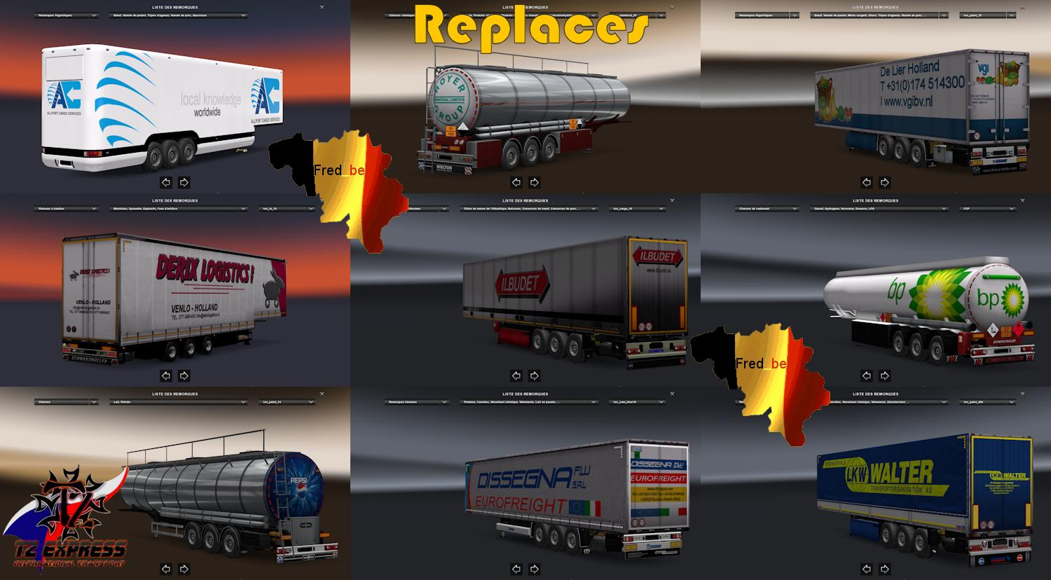 trailer pack replaces 1 23 ets2 mods