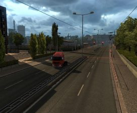 ets2 No Vehicle Mod