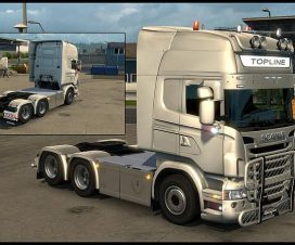 ets2 Scania Mods v1.1.2