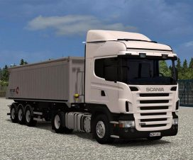 ets2 Scania R500