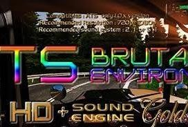 Brutal Environment HD SOUND engine Gold 2015 1.23
