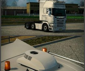 Dometic CoolAir 1000 for RJL Scania 1.23