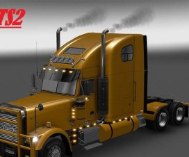 Freightliner Classic XL  edited by Solaris36 2.1.24