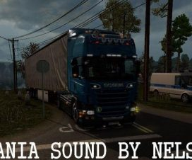 Scania Sound By Nelson v2