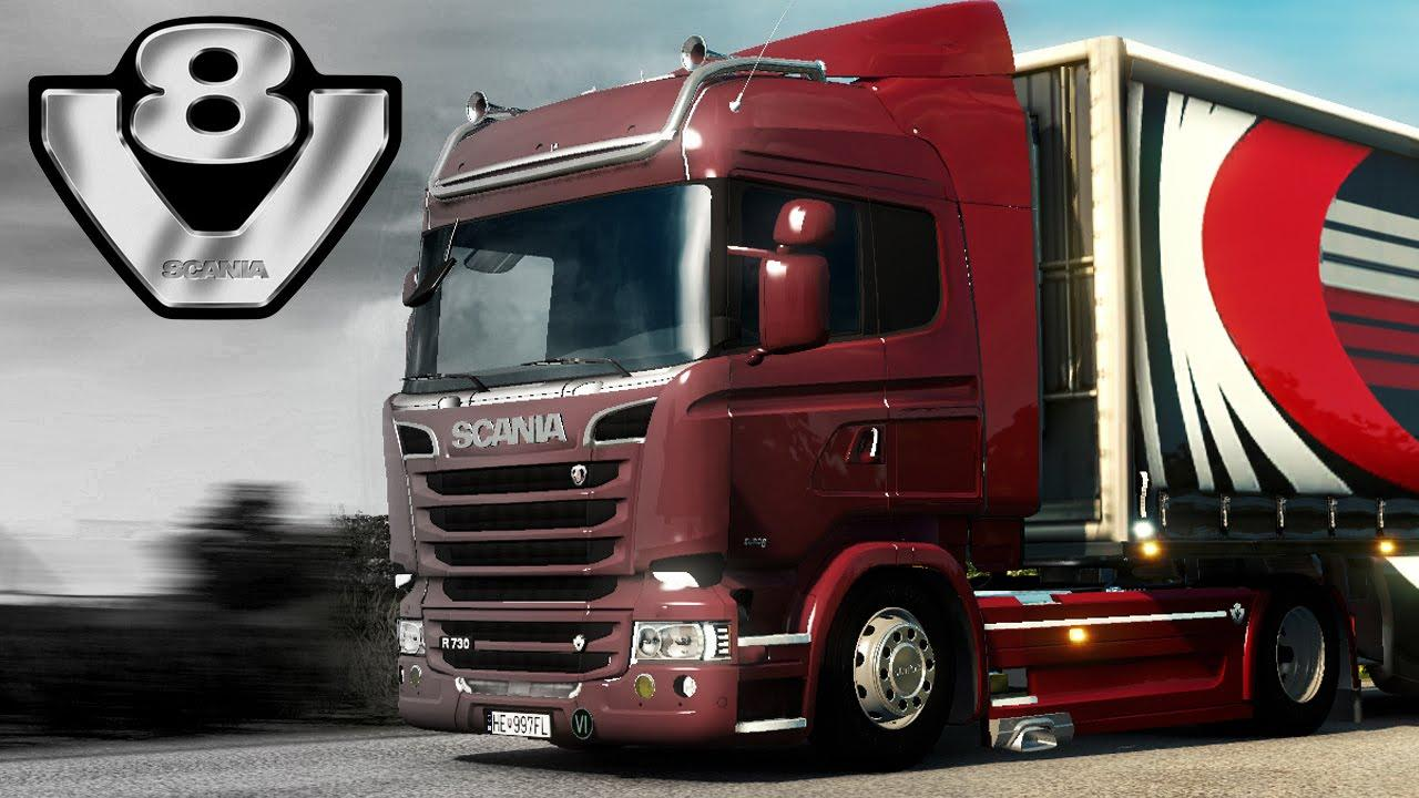 Scania V8 Sound Pack 1 23 on sound patch