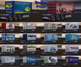 Trailer Pack Containers by Omenman v2