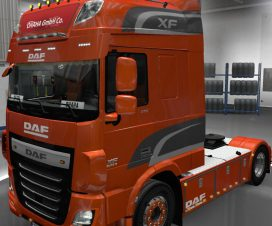 DAF XF E6 BY OHAHA 1.61